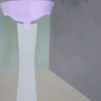 "pedestal 37"" × 30"" 2010"