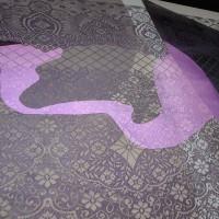 Interference Violet detail