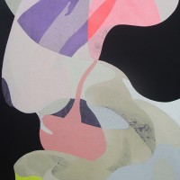 """Mother Tongue 74"""" × 48"""" 2011–14"""