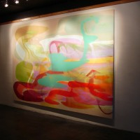 """Radiant Elation"" Sopa Fine Arts Kelowna 2006"