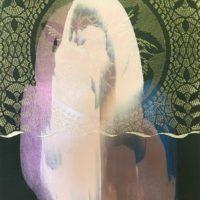 """Rosary 24"""" × 18"""""""